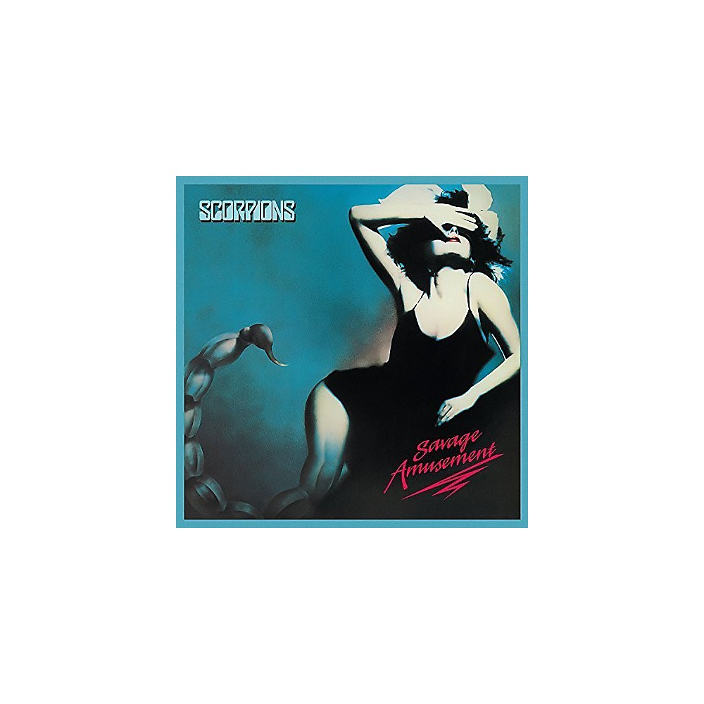 Alliance Scorpions - Savage Amusement: 50th Anniversary 1500000162239