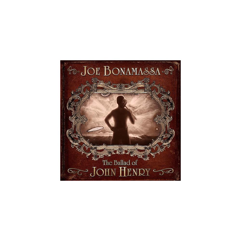 Alliance Joe Bonamassa - The Ballad Of John Henry 1500000162718