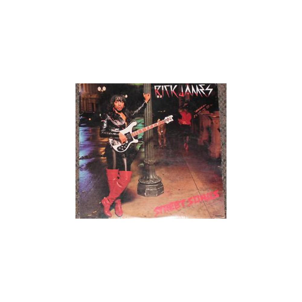 Alliance Rick James Street Songs 1500000163064