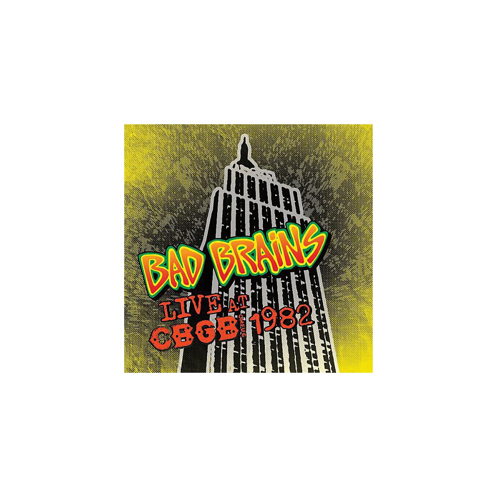 Alliance Bad Brains Live Cbgb 1982 [Limited Edition] [Colored Vinyl] 1500000163286