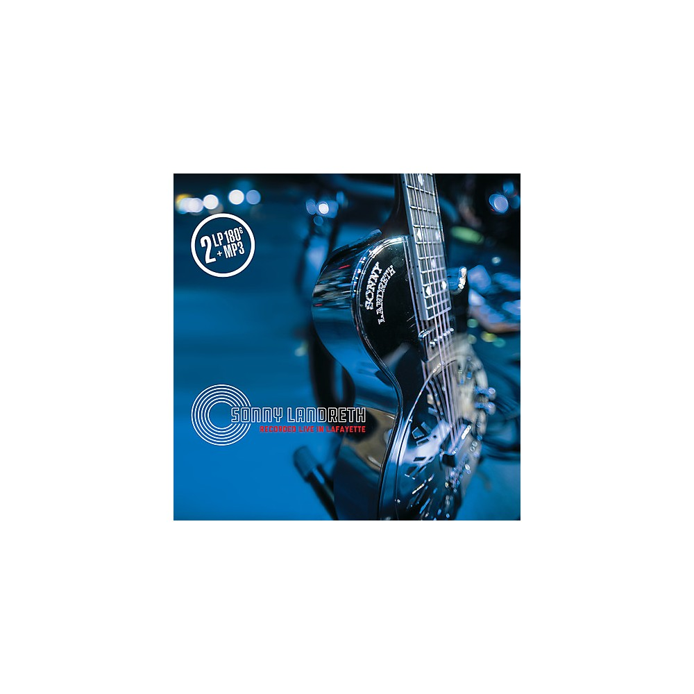 Alliance Sonny Landreth - Recorded Live In Lafayette 1500000163676