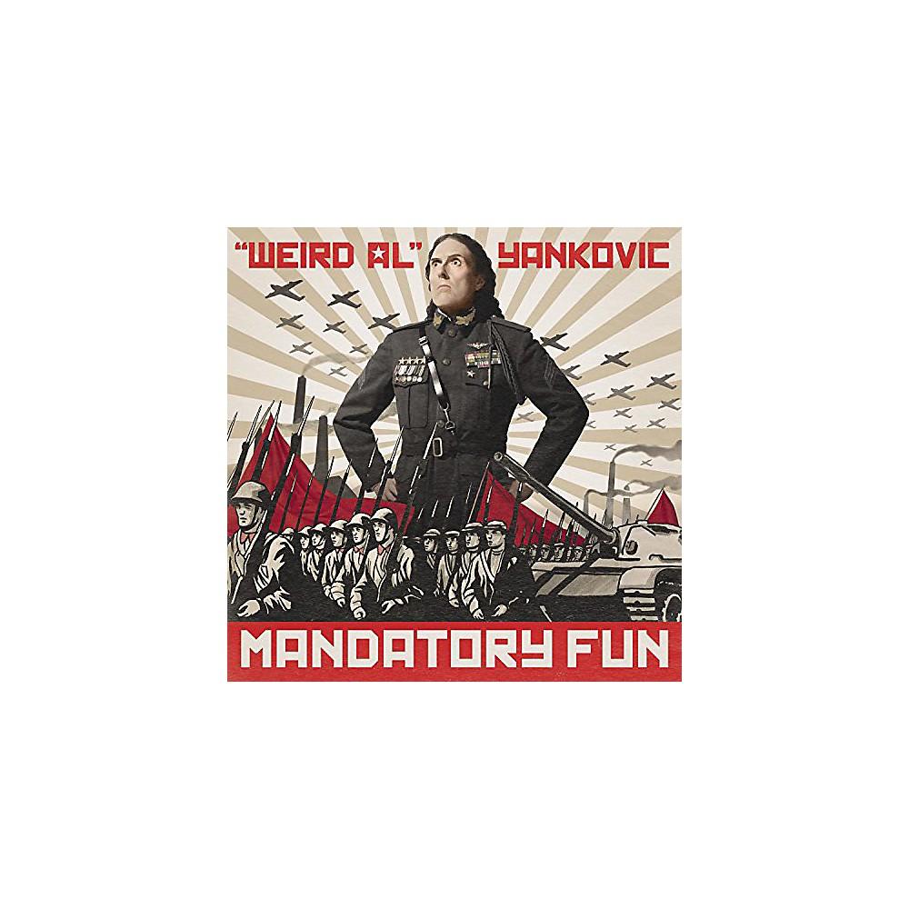 Alliance Weird Al Yankovic - Mandatory Fun 1500000163744