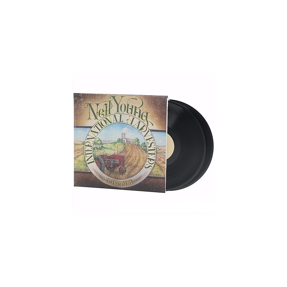 Alliance Neil Young - A Treasure 1500000164000