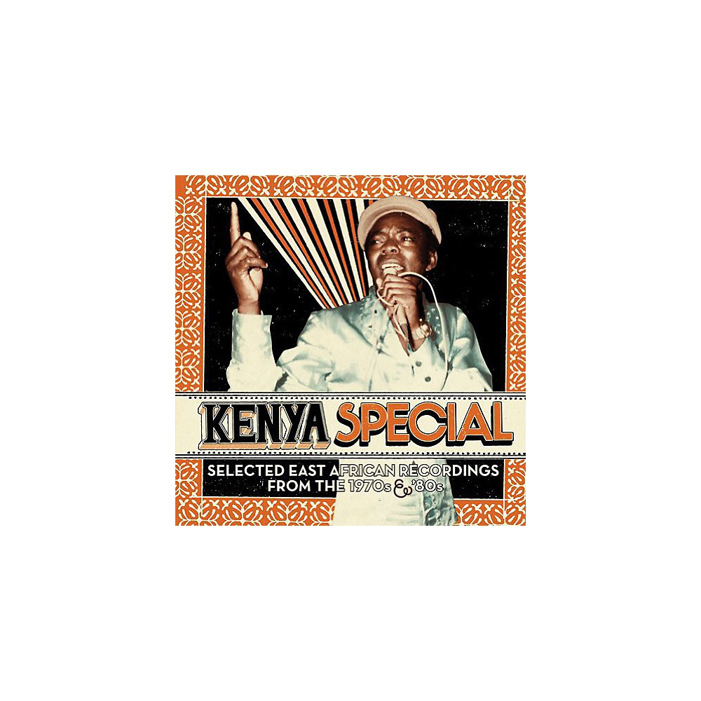Alliance Various Artists - Kenya Special: Selected East African Recordings from the 1970s & '80s 1500000164099