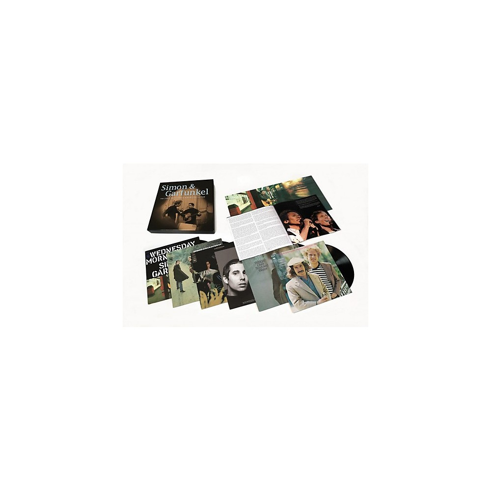 Alliance Simon & Garfunkel The Complete Columbia Album Collection 1500000164292