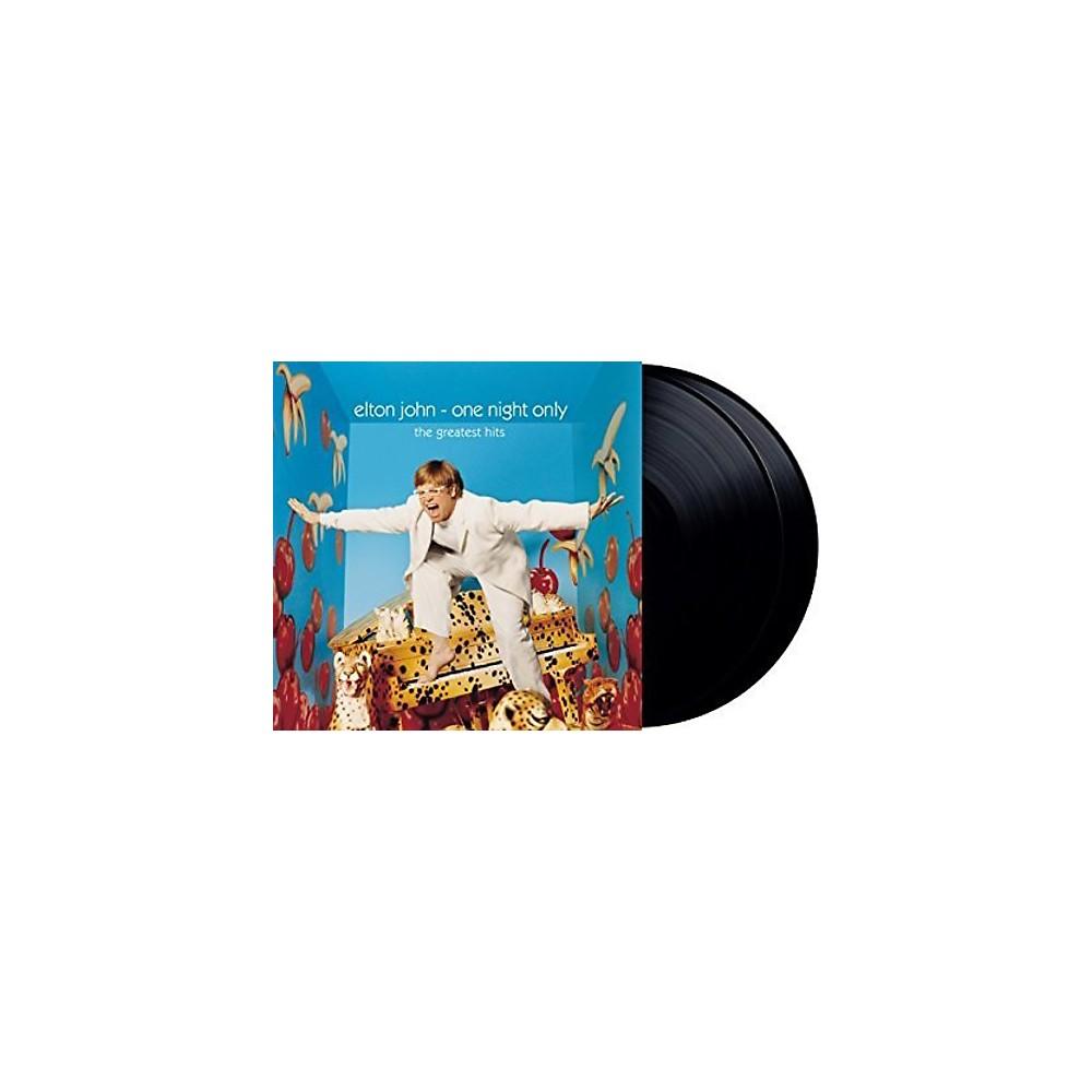 Alliance Elton John One Night Only The Greatest Hits 1500000164638