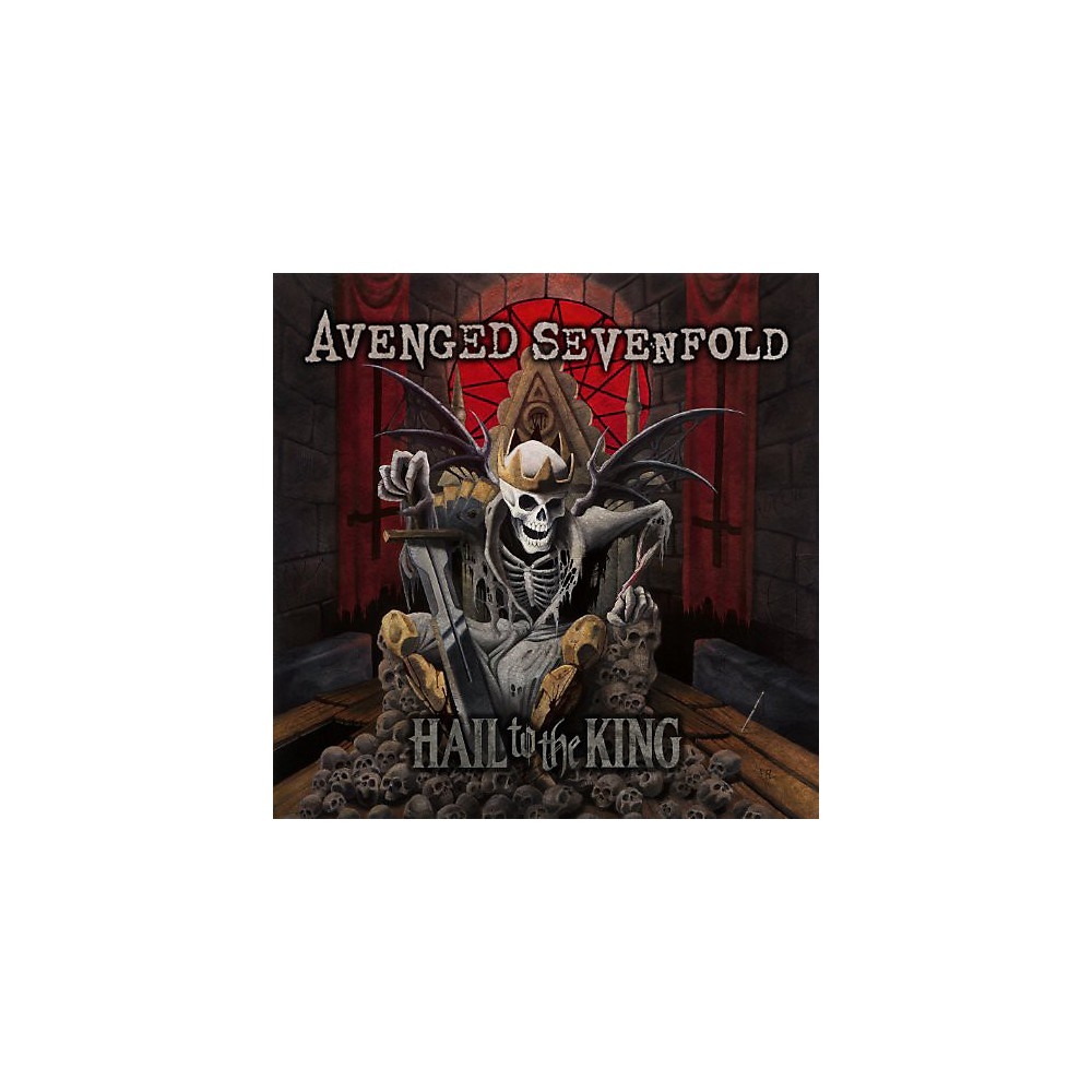 Alliance Avenged Sevenfold Hail To The King 1500000164815