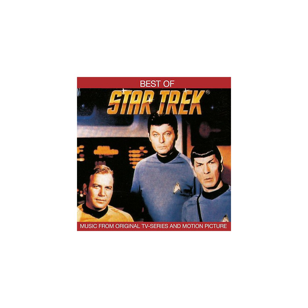 Alliance Various Artists Best Of Star Trek 1500000165013