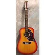 Kay K636H/12 12 String Acoustic Guitar