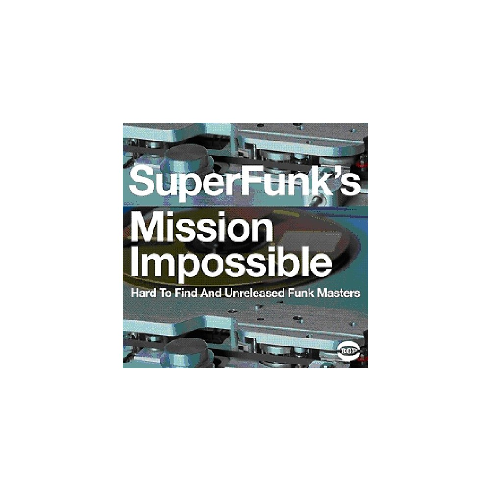 Alliance Various Artists - Super Funks Mission Impossible / Various 1500000165329