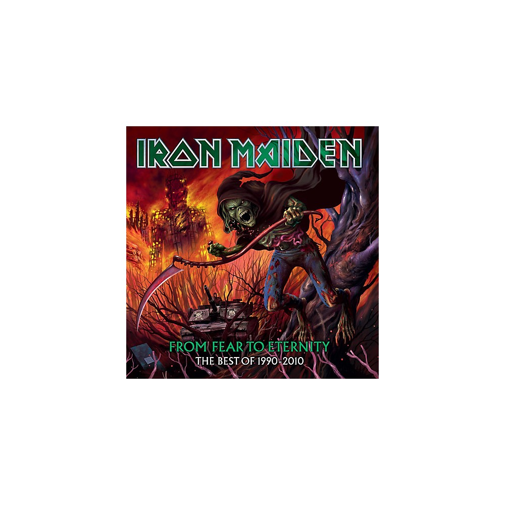 Alliance Iron Maiden From Fear To Eternity: The Best Of 1990-10 1500000166052