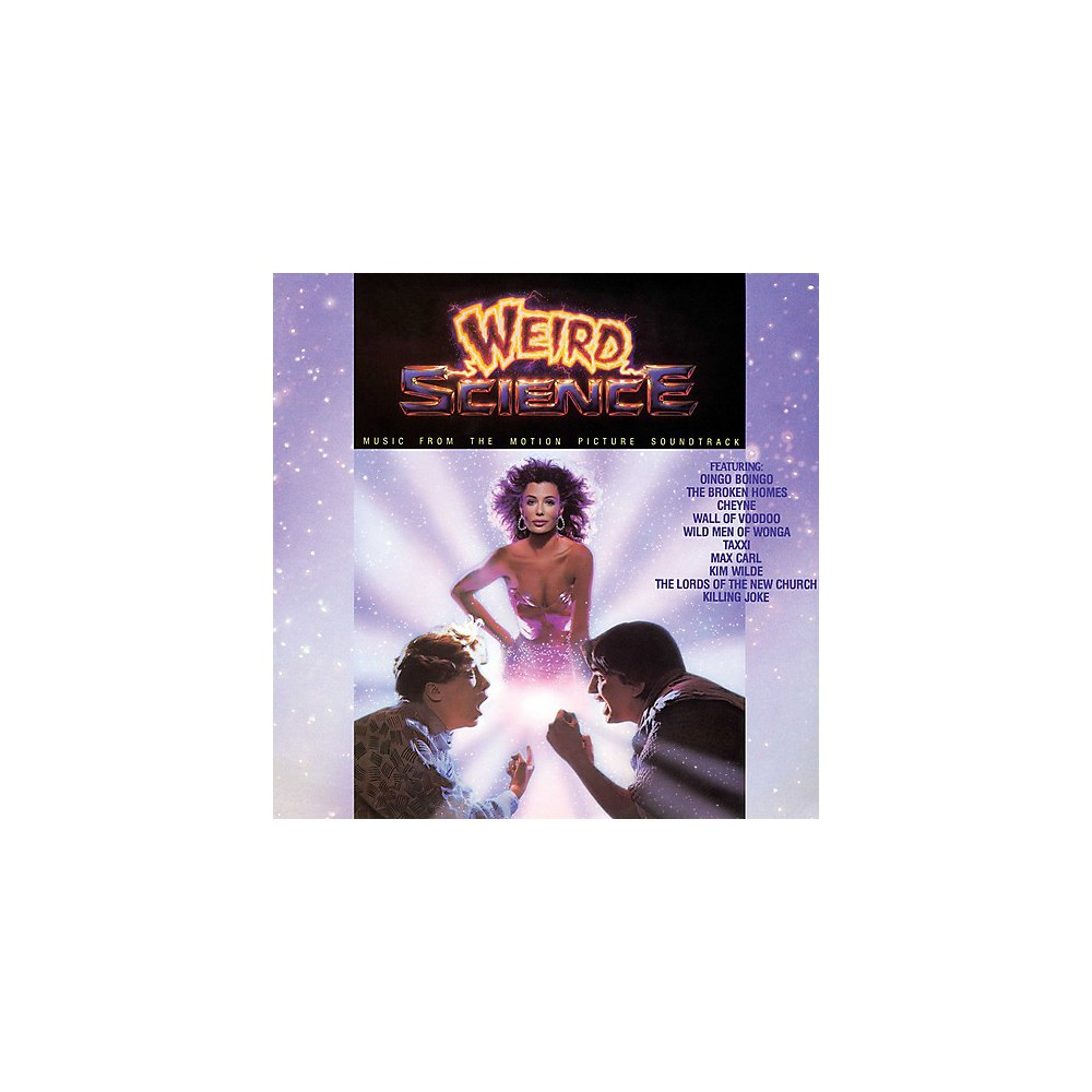 Alliance Weird Science (Music From The Motion Picture) Weird Science (Music From The Motion Picture Soundtrack) 1500000166457