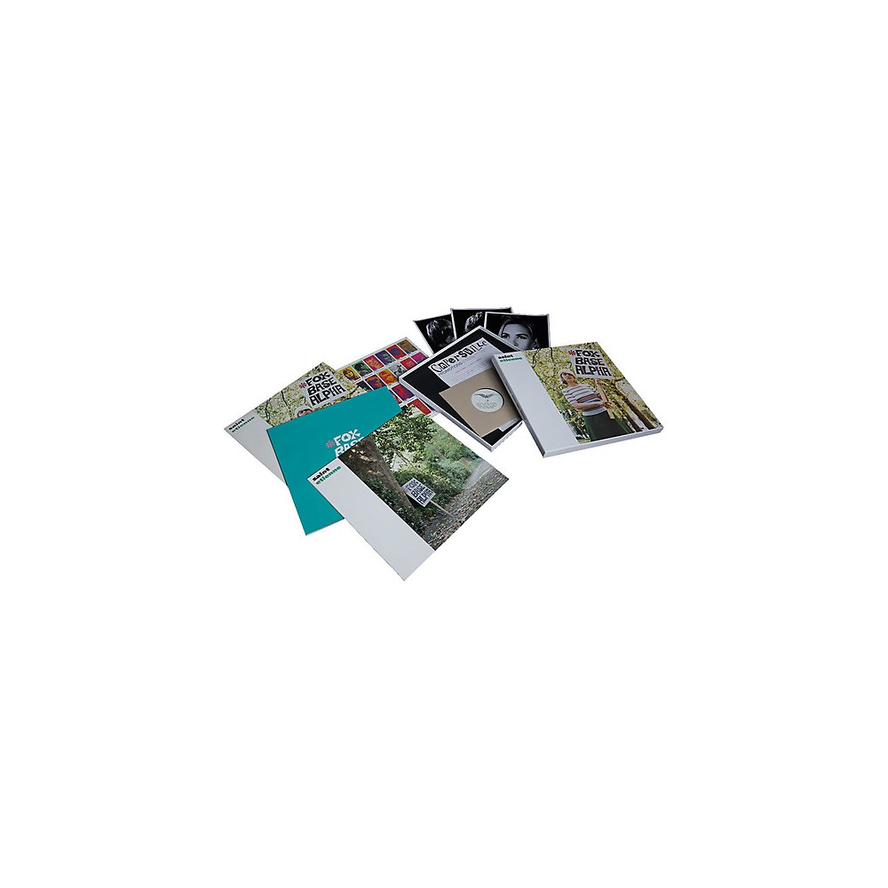 Alliance Saint Etienne Foxbase Alpha: 25Th Anniversary Edition 1500000166863