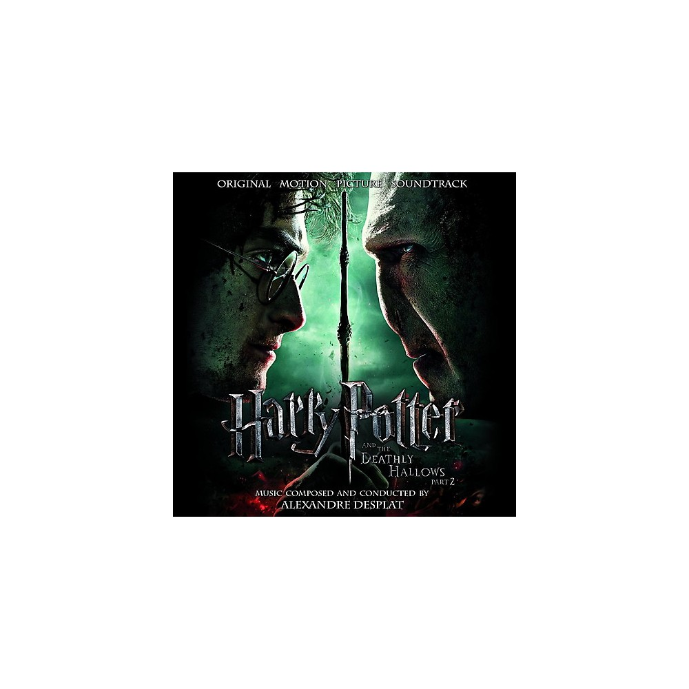 Alliance Harry Potter & Deathly Hallows Part 2 (Score) - Harry Potter & Deathly Hallows Part 2 (Score) 1500000166797