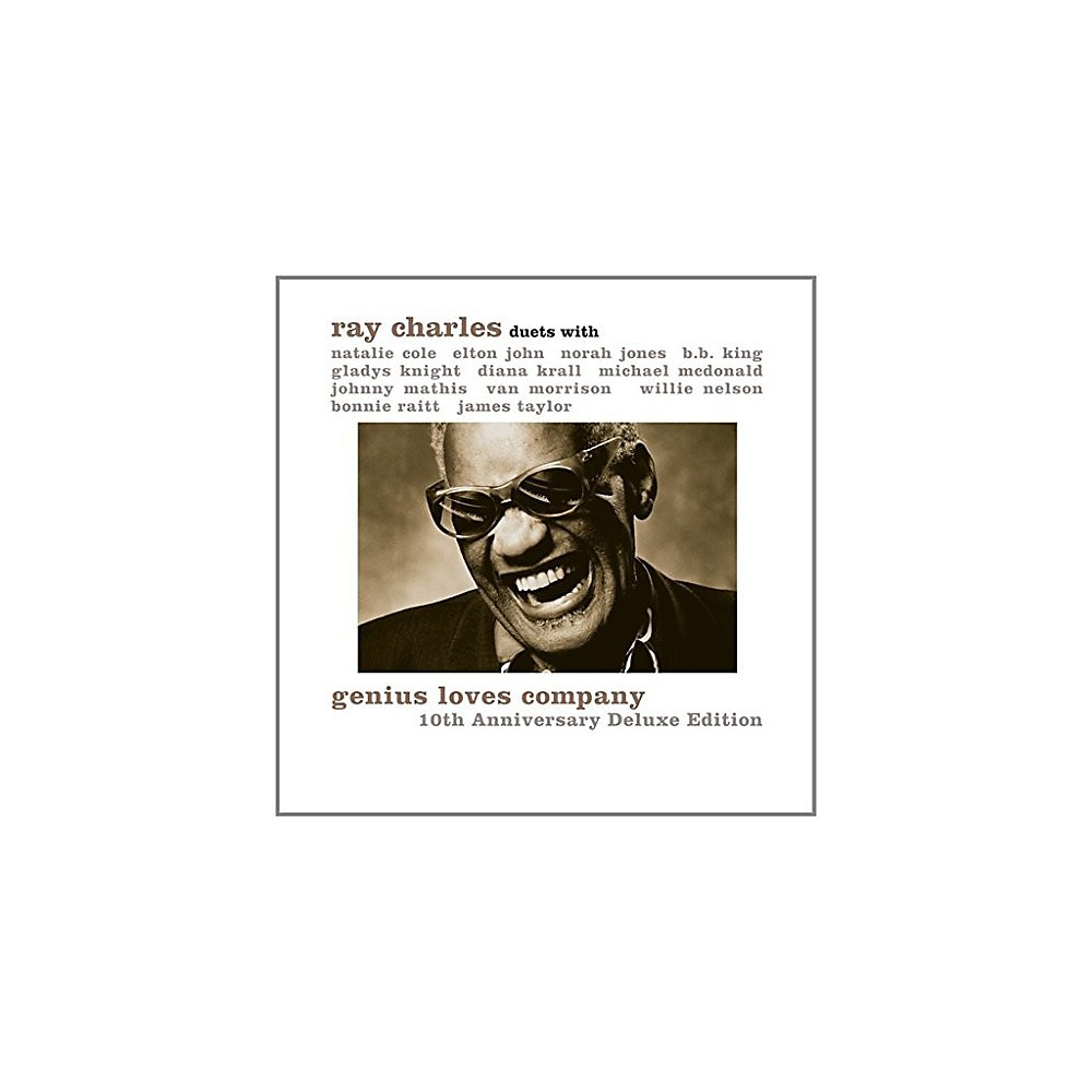 Alliance Ray Charles Genius Loves Company (10Th Anniversary Edition) 1500000166982