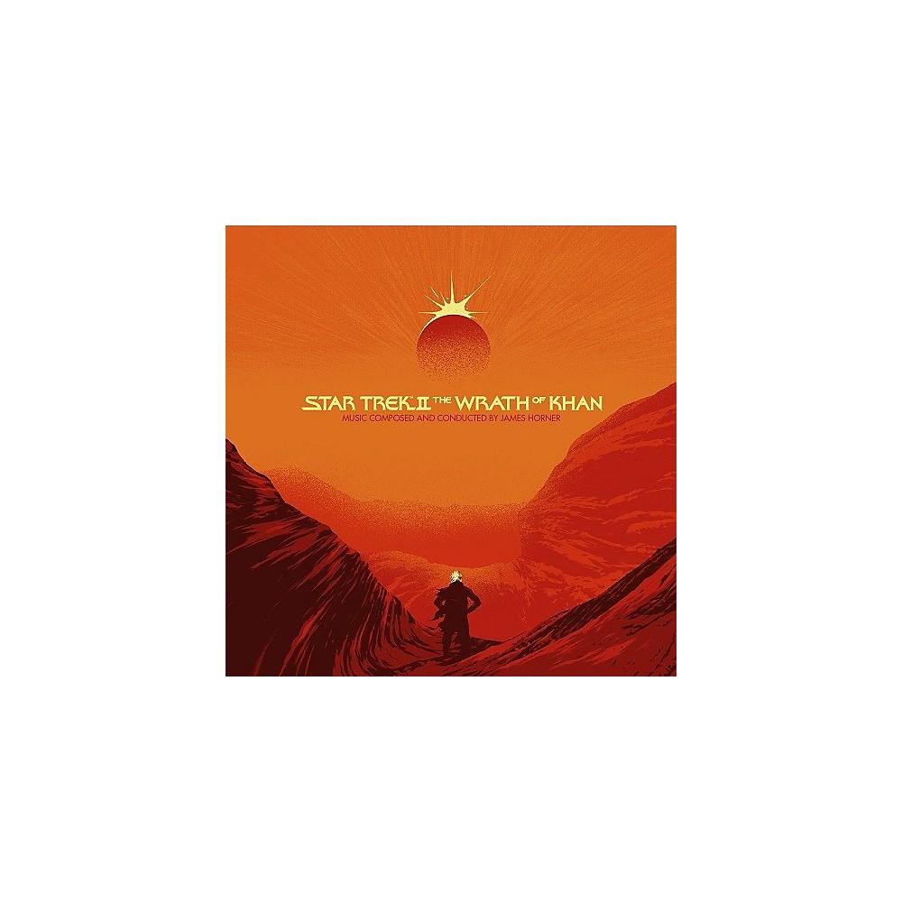 Alliance James Horner Star Trek Ii: The Wrath Of Khan (Original Soundtrack) 1500000167219