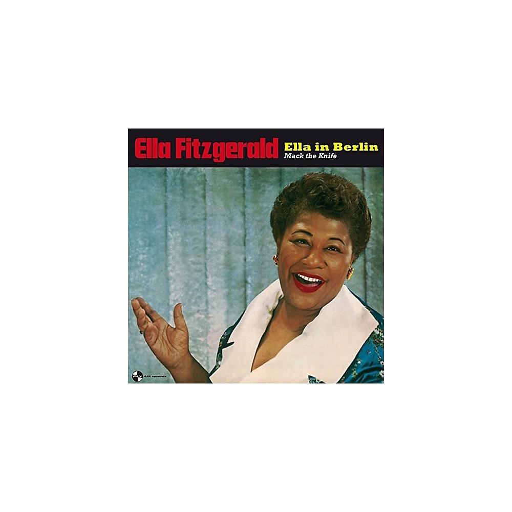 Alliance Ella Fitzgerald - Ella In Berlin 1500000167313