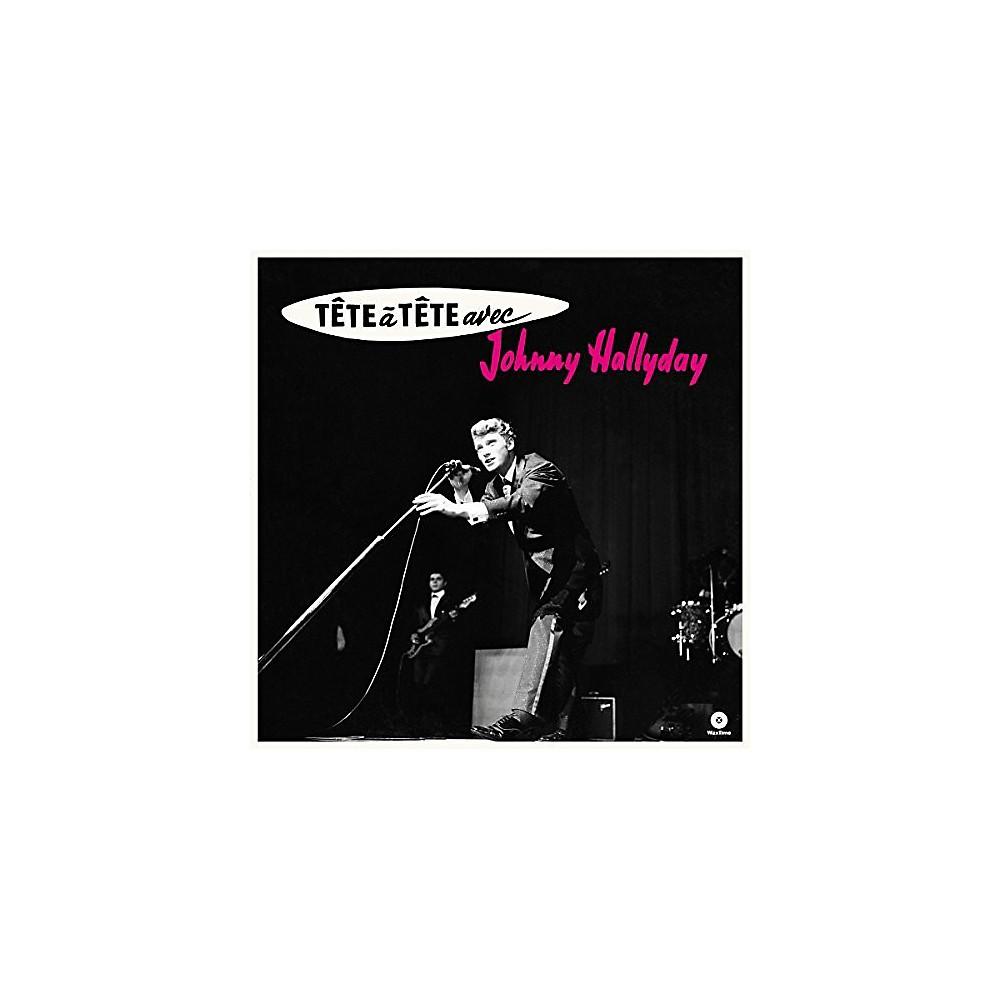 Alliance Johnny Hallyday Tete A Tete Avec Johnny Hallyday + 4 Bonus Tracks 1500000167463