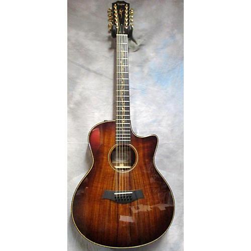 used taylor k66ce 12 string acoustic electric guitar guitar center. Black Bedroom Furniture Sets. Home Design Ideas