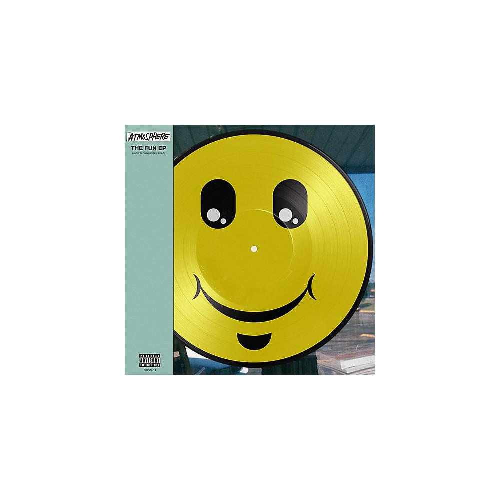 Alliance Atmosphere The Fun Ep (Happy Clown Bad Dub Eight) 1500000168980