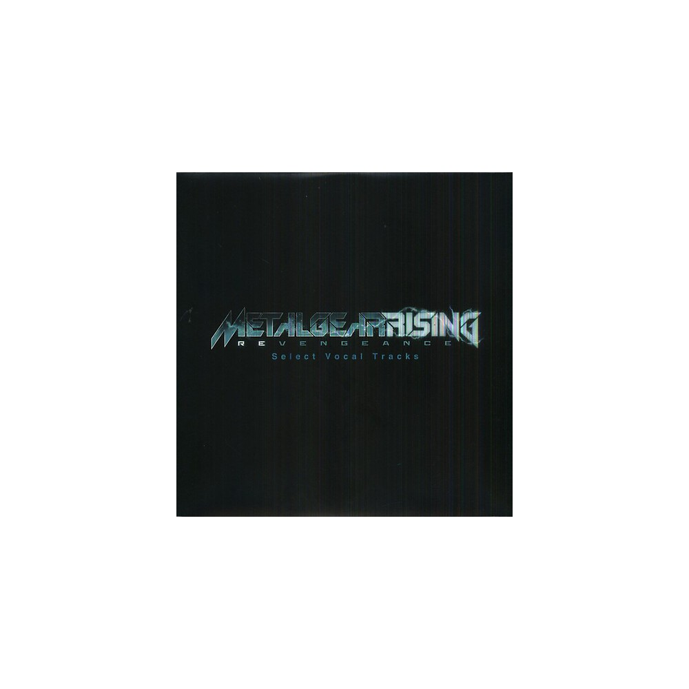 Alliance Various Artists Metal Gear Rising: Revengeance / O.S.T. 1500000169075