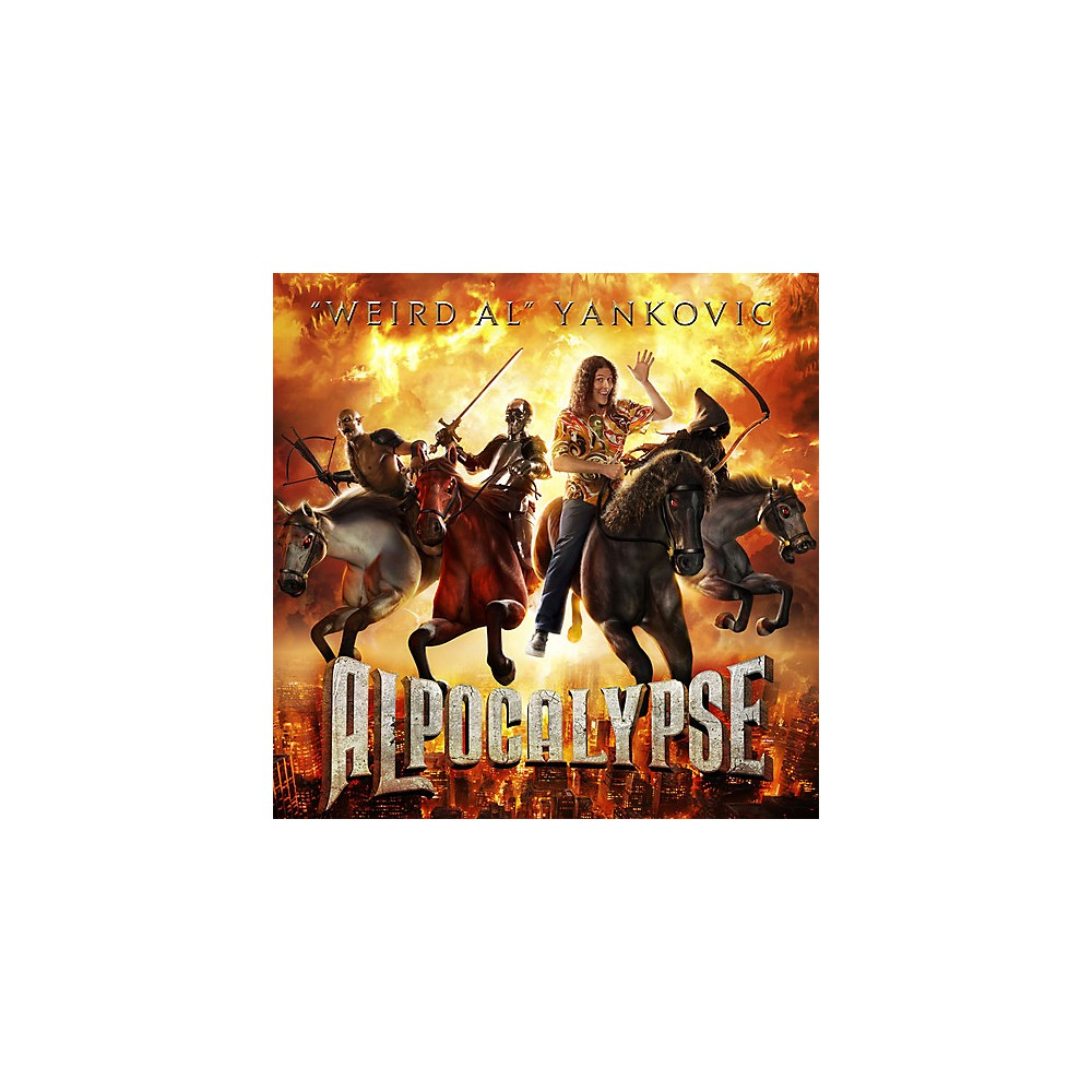 Alliance Weird Al Yankovic - Alpocalypse 1500000169713