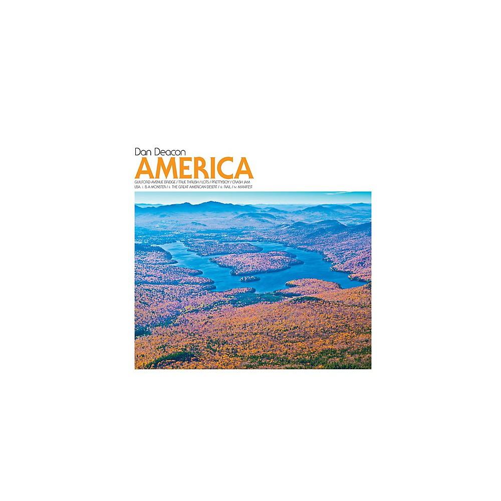 Alliance Dan Deacon America 1500000170933