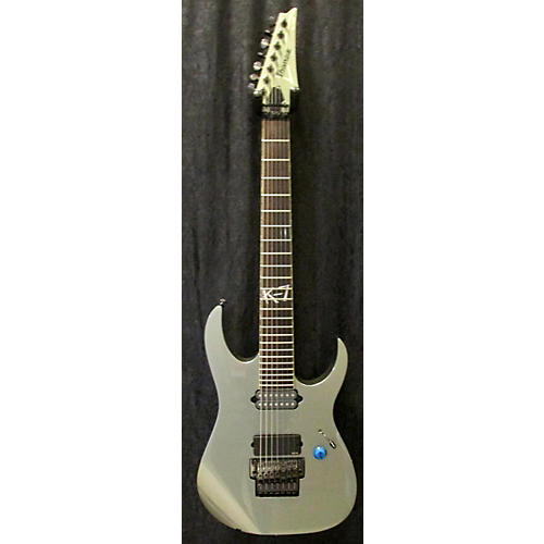 Ibanez K7 Solid Body Electric Guitar blade grey