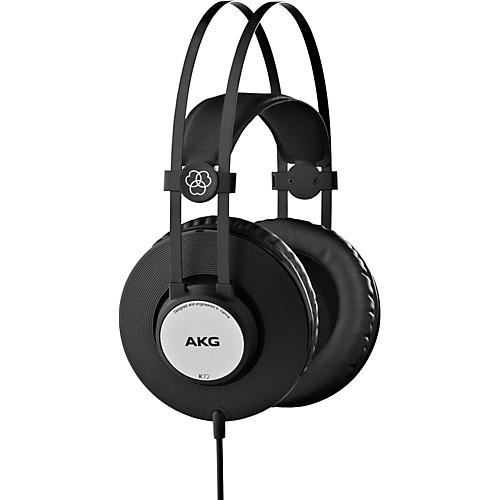 AKG K72 Closed Back Studio Headphones-thumbnail