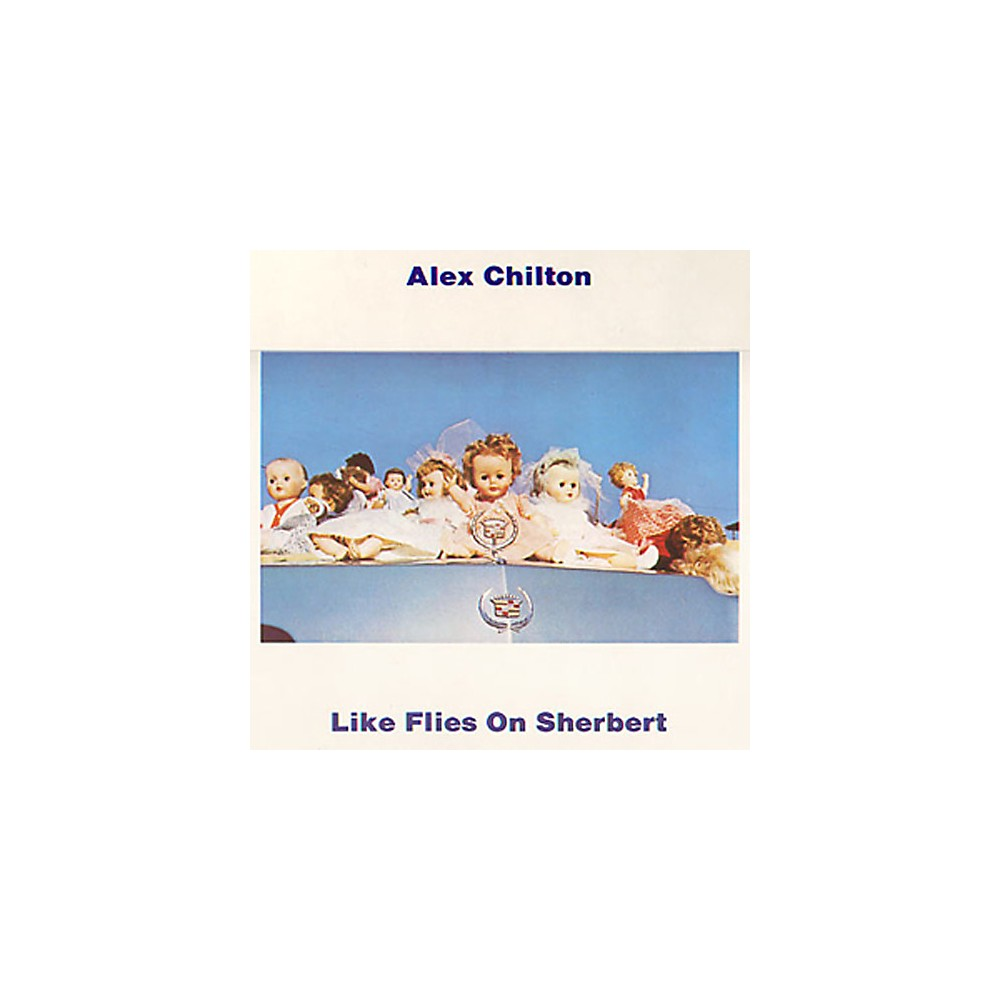 Alliance Alex Chilton - Like Flies on Sherbert 1500000174810