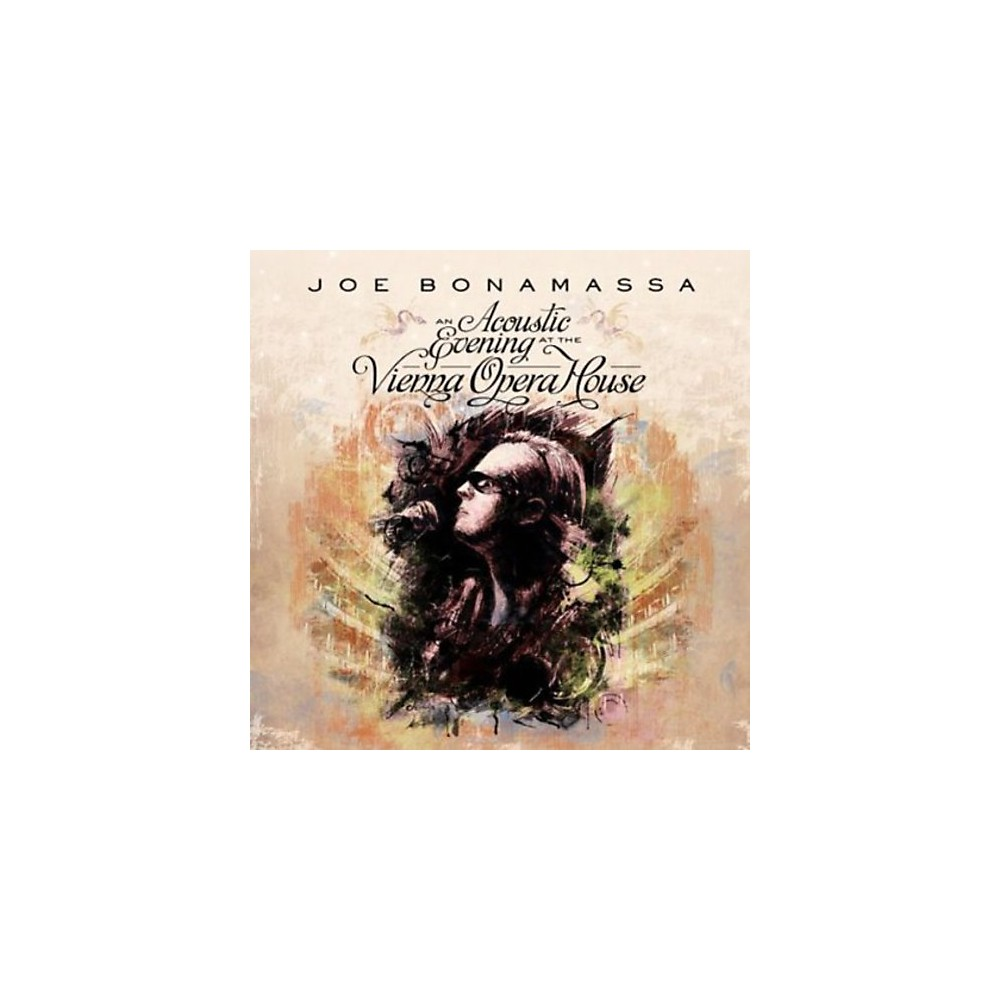 Alliance Joe Bonamassa - Acoustic Evening at the Vienna Opera House 1500000175257