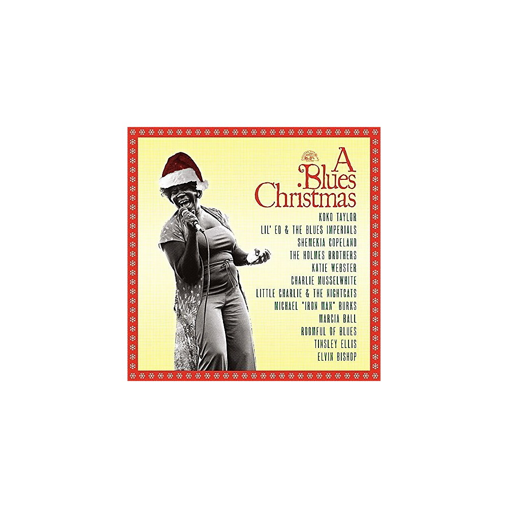 Alliance Various Artists Blues Christmas / Various 1500000175274