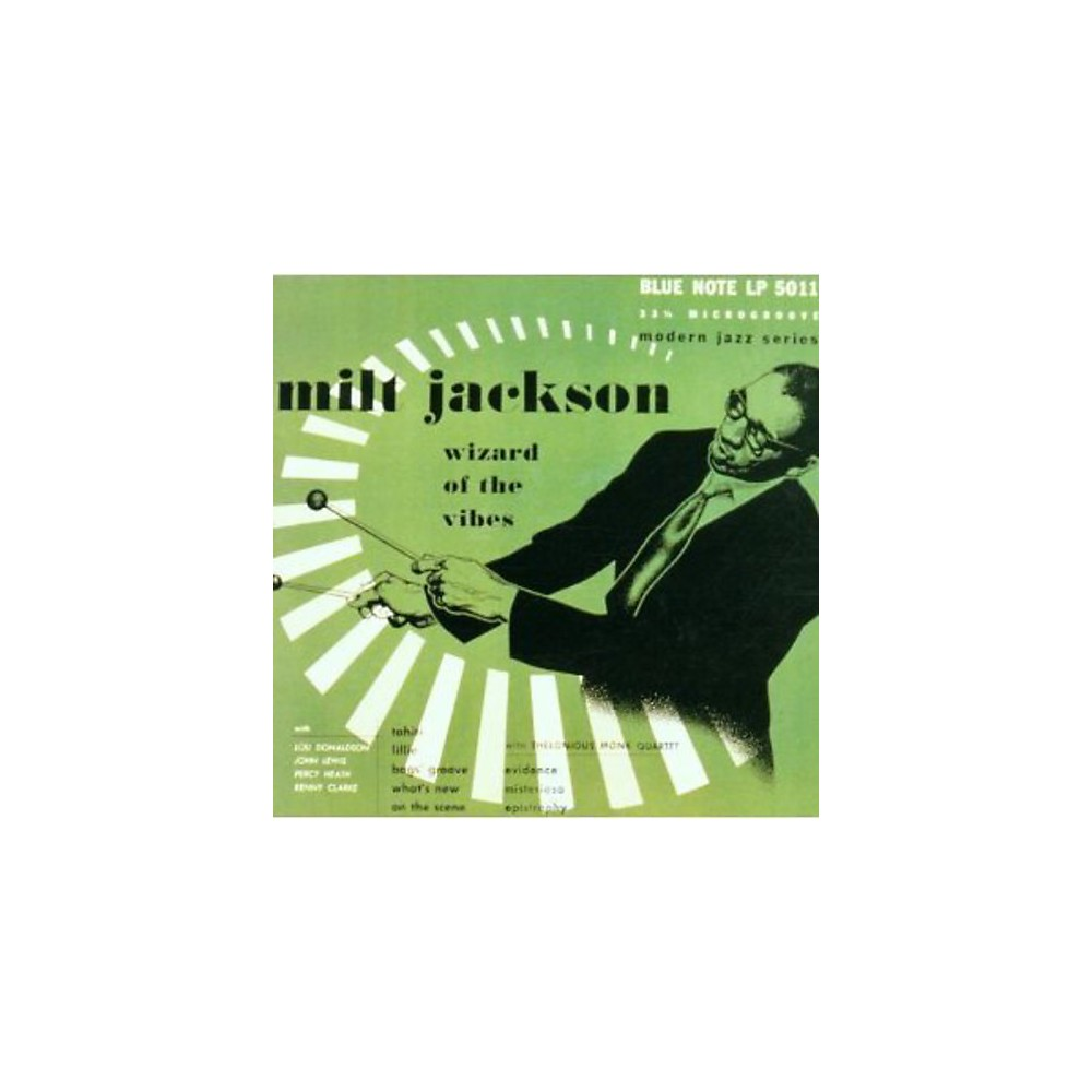 Alliance Milt Jackson Wizard Of The Vibes 1500000175584