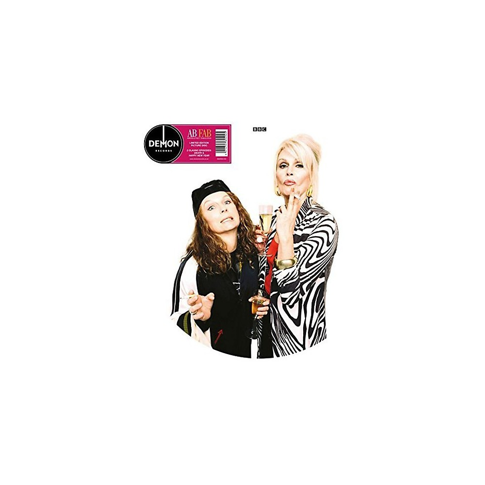 Alliance Absolutely Fabulous (Picture Disc) (Original Soundtrack) 1500000175960