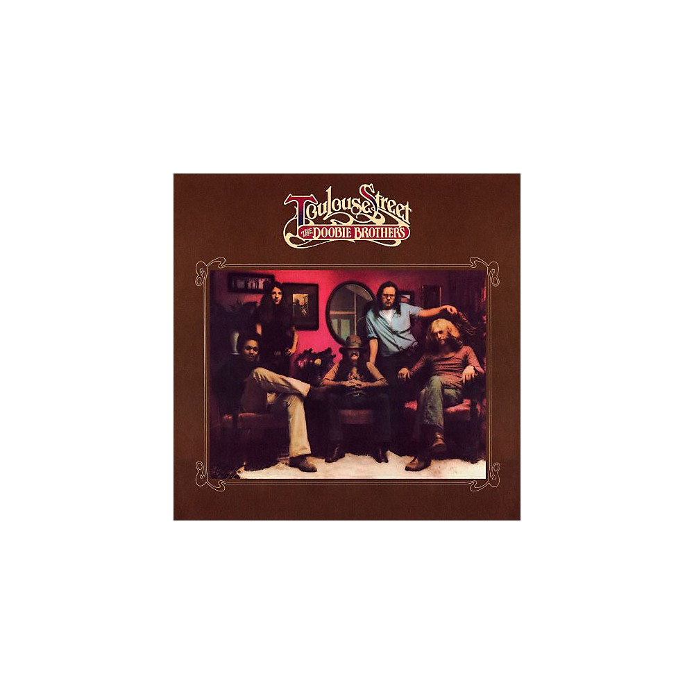 Alliance The Doobie Brothers Toulouse Street [Limited Anniversary Edition] 1500000176469