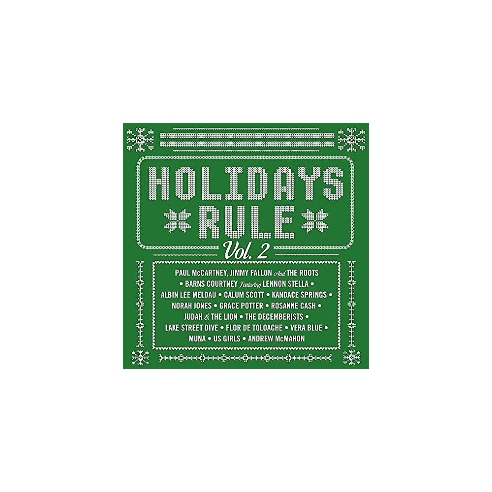 Alliance Various Artists Holidays Rule Volume 2 (Various Artists) 1500000154743