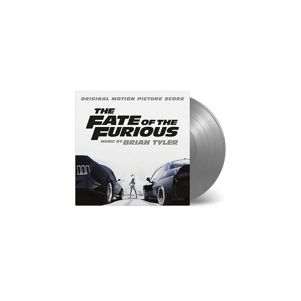 Alliance Brian Tyler - The Fate of the Furious (Original Motion Picture Score) 1500000172948