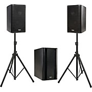 QSC K8 / KSub Powered Speaker Package