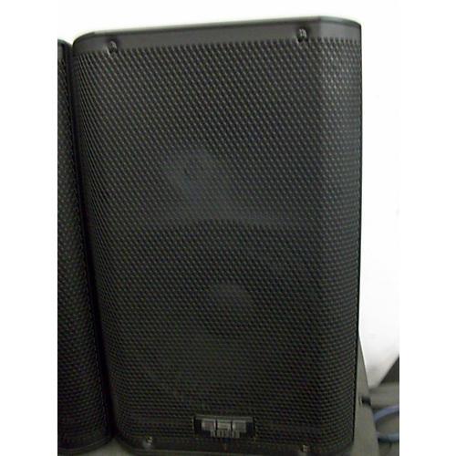 QSC K8 Black Powered Speaker-thumbnail