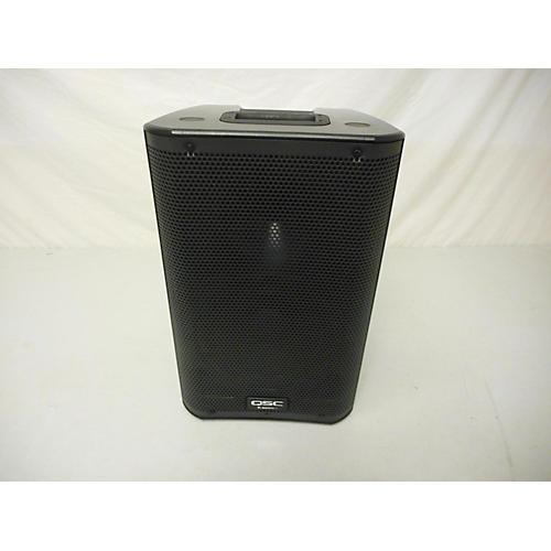 used qsc k8 powered speaker guitar center. Black Bedroom Furniture Sets. Home Design Ideas