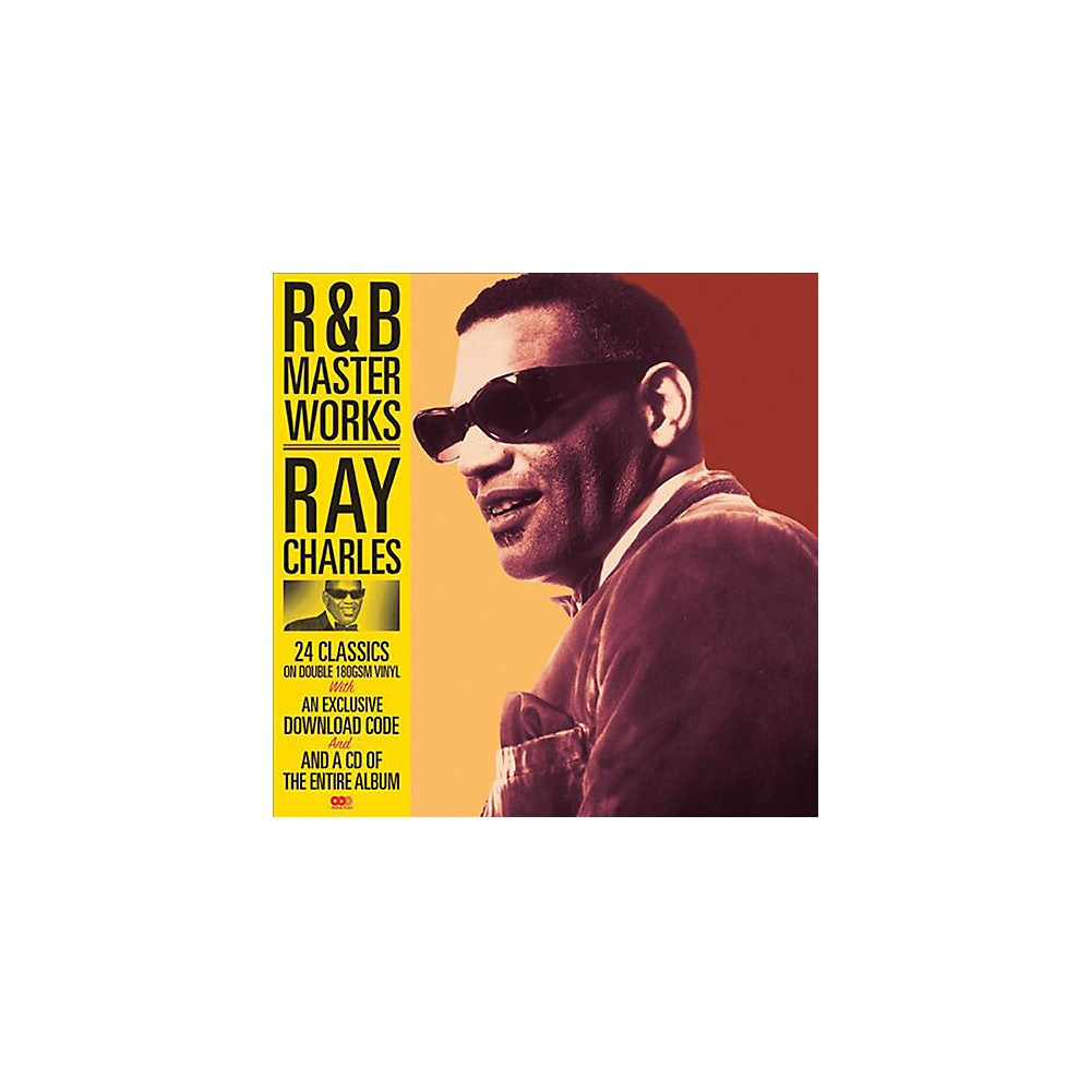 Alliance Ray Charles R&B Masterworks 1500000190755