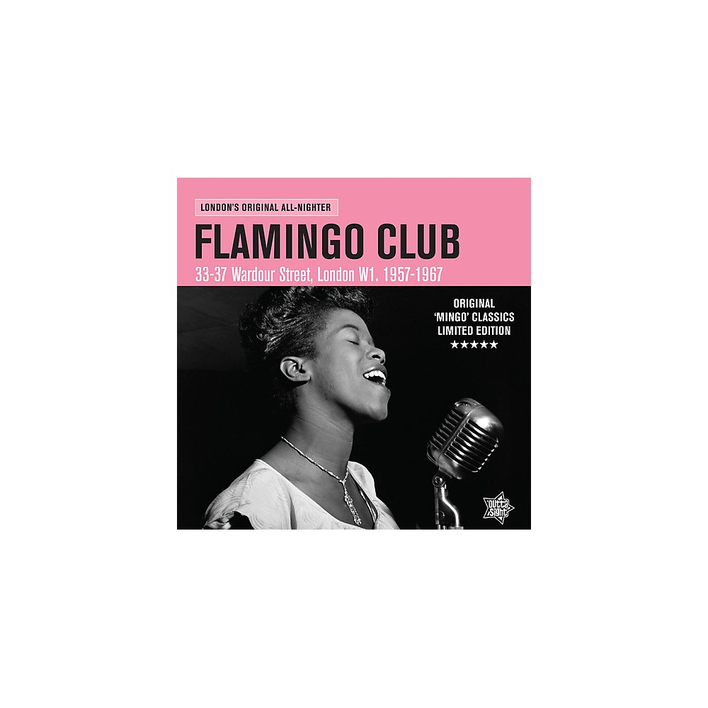 Alliance Various Artists Flamingo Club: London's Original All-Nighter / Various 1500000191656