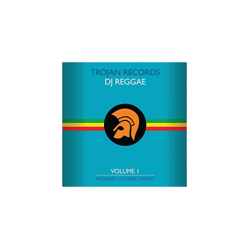 Alliance Various Artists The Best Of Trojan Dj Reggae, Vol. 1 1500000197482