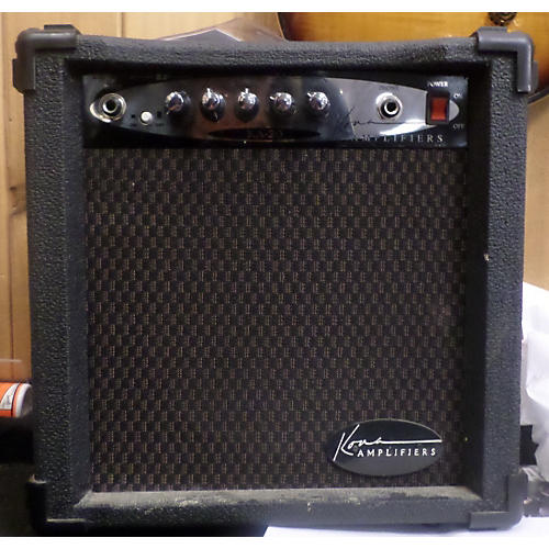 In Store Used KA-20 Battery Powered Amp