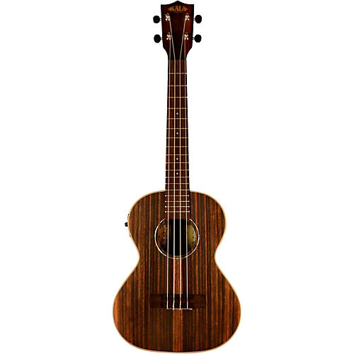 Kala KA-EBY-TE Ebony Tenor Acoustic-Electric Ukulele