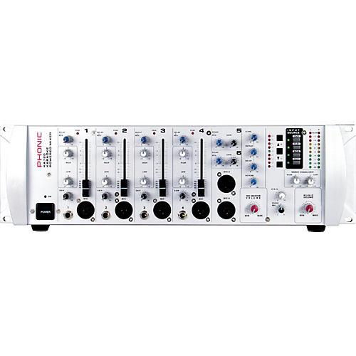 Phonic KA720 Powered Karaoke Mixer