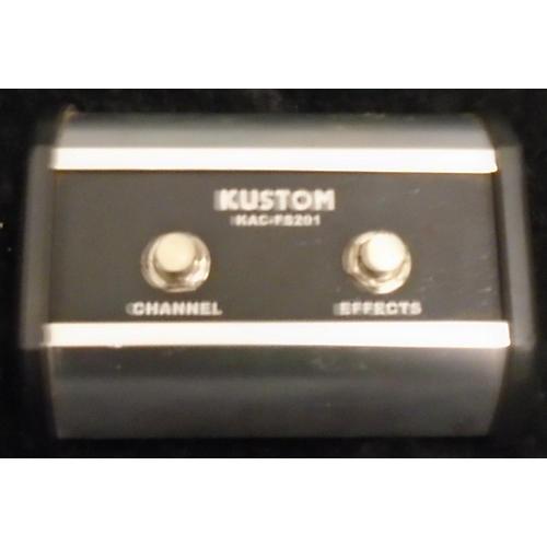 Kustom KAC FS201 Pedal-thumbnail