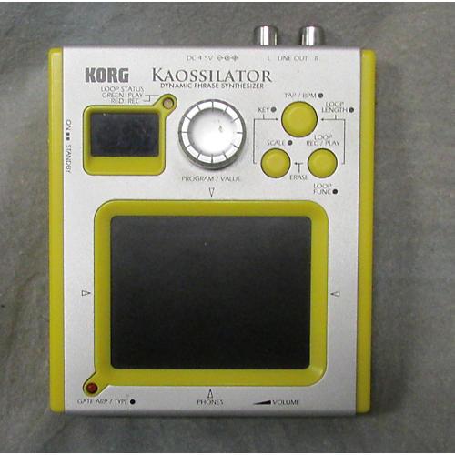 Korg KAOSSILATOR Production Controller