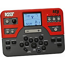 KAT Percussion KT3 Drum Module (KT3M-US)