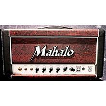 Mahalo Amps KATY 66 Tube Guitar Amp Head